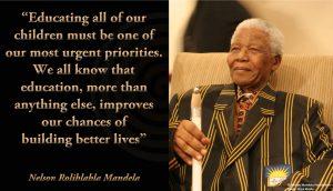 spreuk Mandela